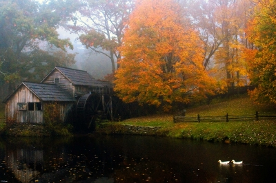 Mabry Grist Mill