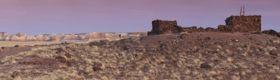 Agate House- Petrified Forest National Park