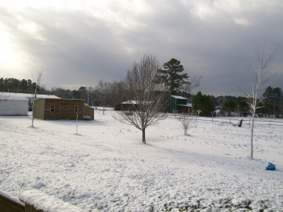 Nc First Snow At The Coast