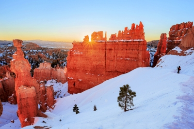 New Day In Bryce Canyon