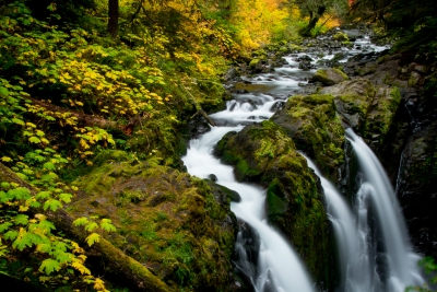 Sol Duc Falls – Olympic National Park