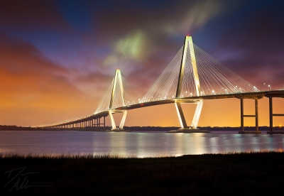 Arthur Ravenel Jr. Bridge – Charleston, South Carolina