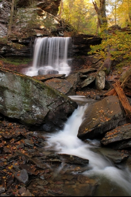 R.b. Reynolds Falls – Ricketts Glen State Park