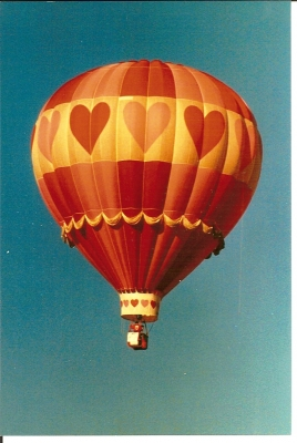 Love Of Hot Air Ballooning