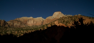 Moonlight Canyon
