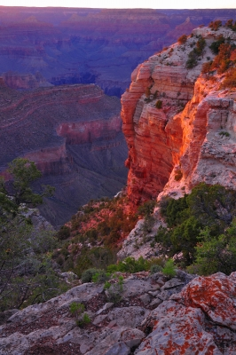 Sunst Grand Canyon 2