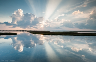 Obx Cape Hatteras National Seashore Reflections