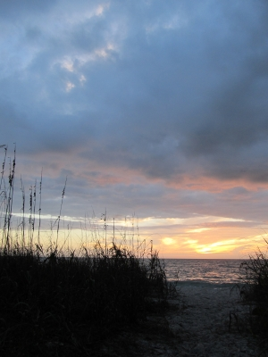 Dune Path To Sunset4