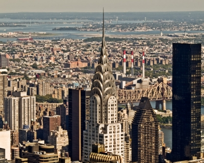 A View From Empire State Building