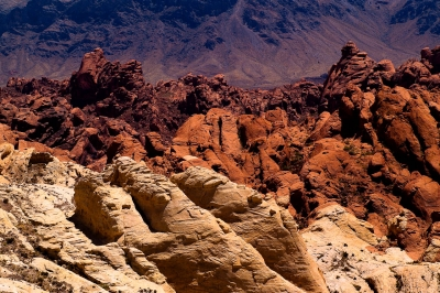 Valley Of Fire Chaos