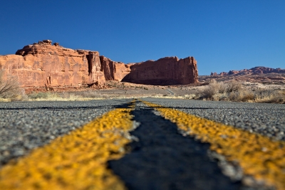 Road To Arches