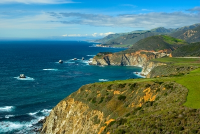 Big Sur, Bixby Bridge