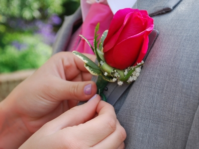 Pinning Of The Rose