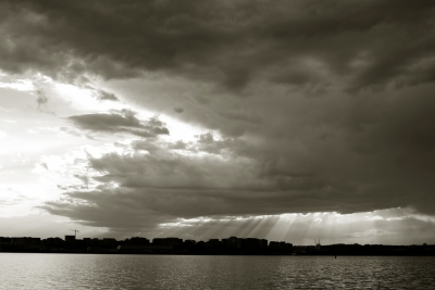 Approaching Storm Front