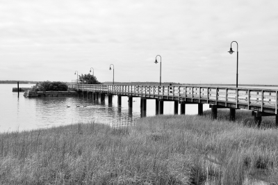 Just An Old Pier