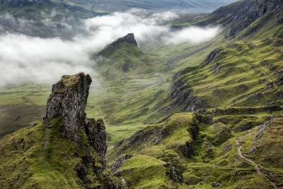 Quiraing Cloud Valley