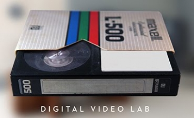 Digital Video Lab.
