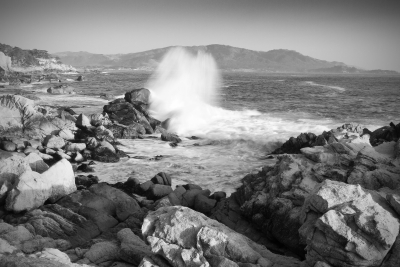 Pebble Beach Wave