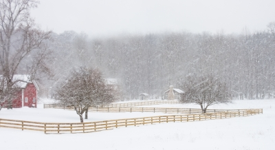 Hale Farm Winter