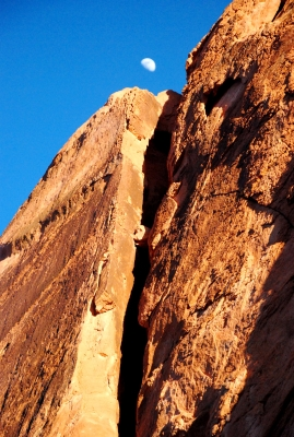 Moonrise – Valley Of Fire State Park, Nevada.
