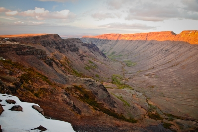 Kiger Gorge On Steens Mountain