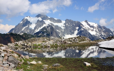 Mount Baker National Park