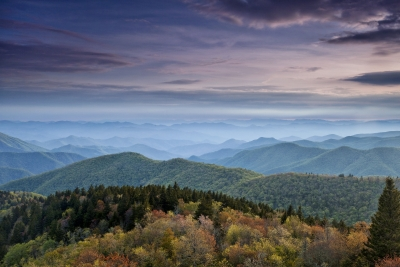 Blue Ridge Mountain Dreams
