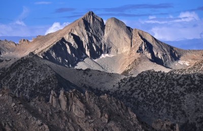 Mount Frances Farquhar From A Distance