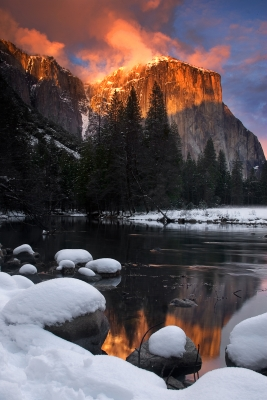 Yosemite Sunset #3