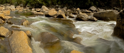 Merced River Spring Flow