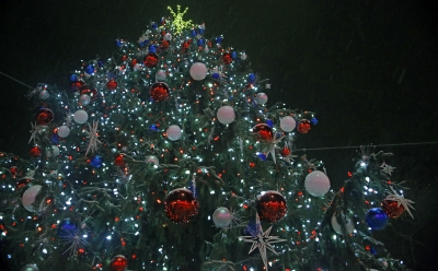 Bryant Park Christmas Tree