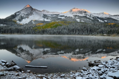 Lost Lake Sunrise