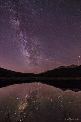 Milky Way Reflection