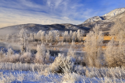 Fosty Morning – Heber Valley