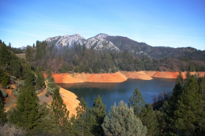 Mt Shasta Lake