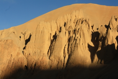 Sand Dune Formations