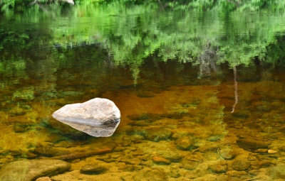 Floating Rock