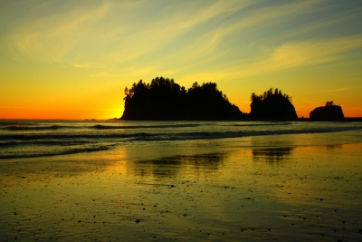 Sunset La Push