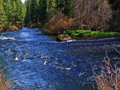 The Metolious River
