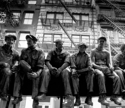 Imortalized Builders Of Nyc