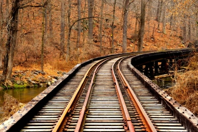 A Curve In The Rails