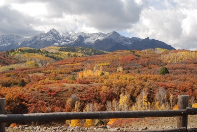 Fall At Dallas Divide