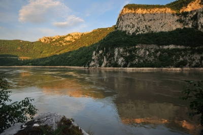 Danube In The Canyons
