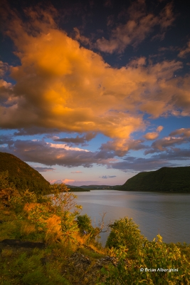 Hudson River Sunset 3