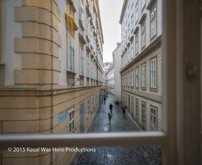 Herr Mozart's Window