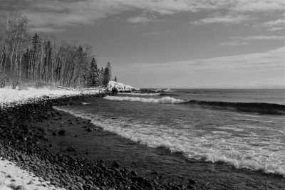 Split Rock Shoreline