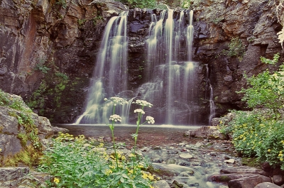 Late Summer At Rockwell Falls