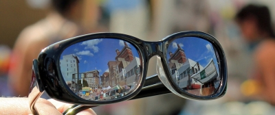 July Fest Visions Reflected