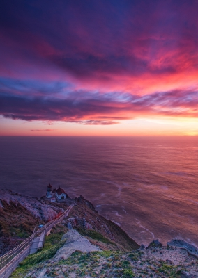 Colorshow At Point Reyes