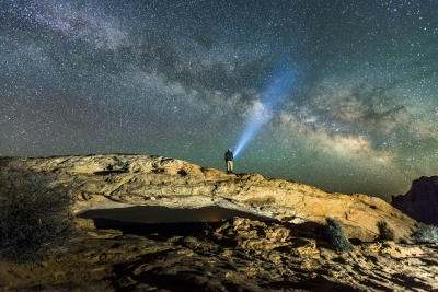 Milky Way And Me